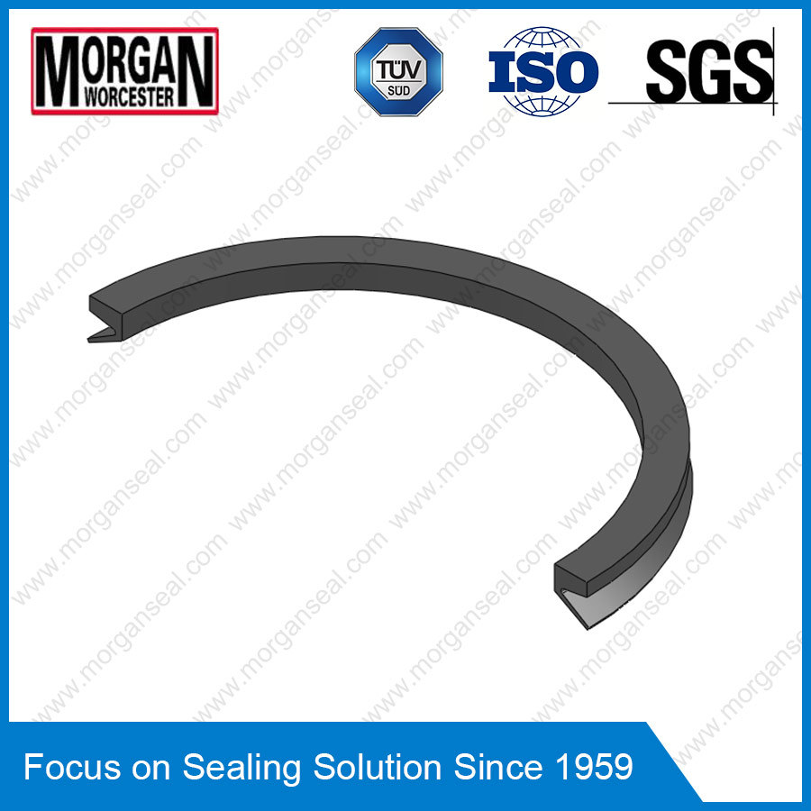 FKM/NBR End Face Rubber Dirt/Water Seal V Ring