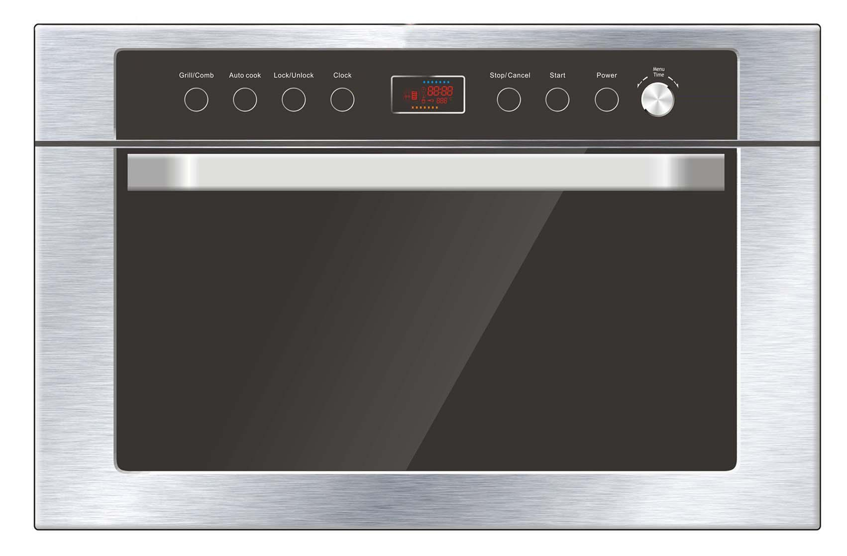 Countertop Microwave Grill Convection Oven : Convection Microwave Oven/Grill Microwave Oven/Digital Microwave Oven ...