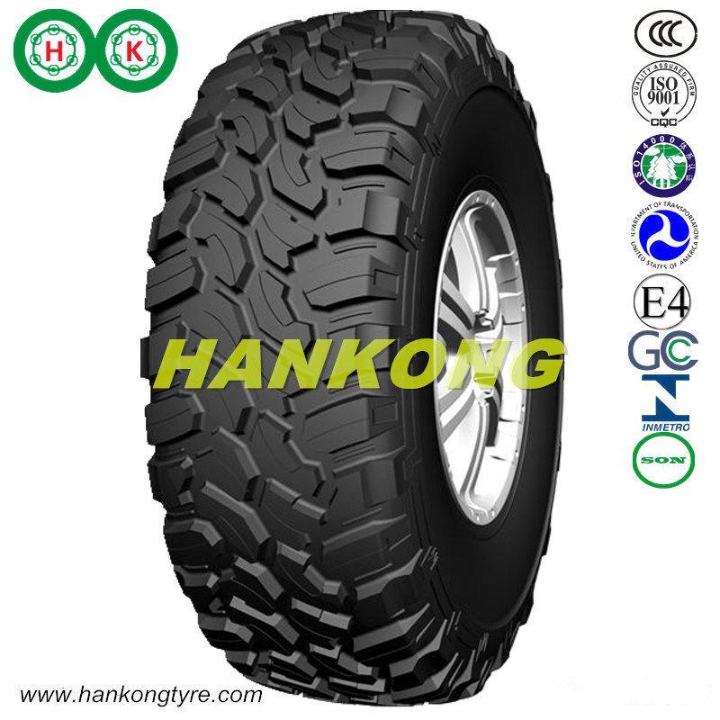 35X12.50r20lt Mud Tire All Terrain Tire SUV 4X4 Passenger Mt Tire