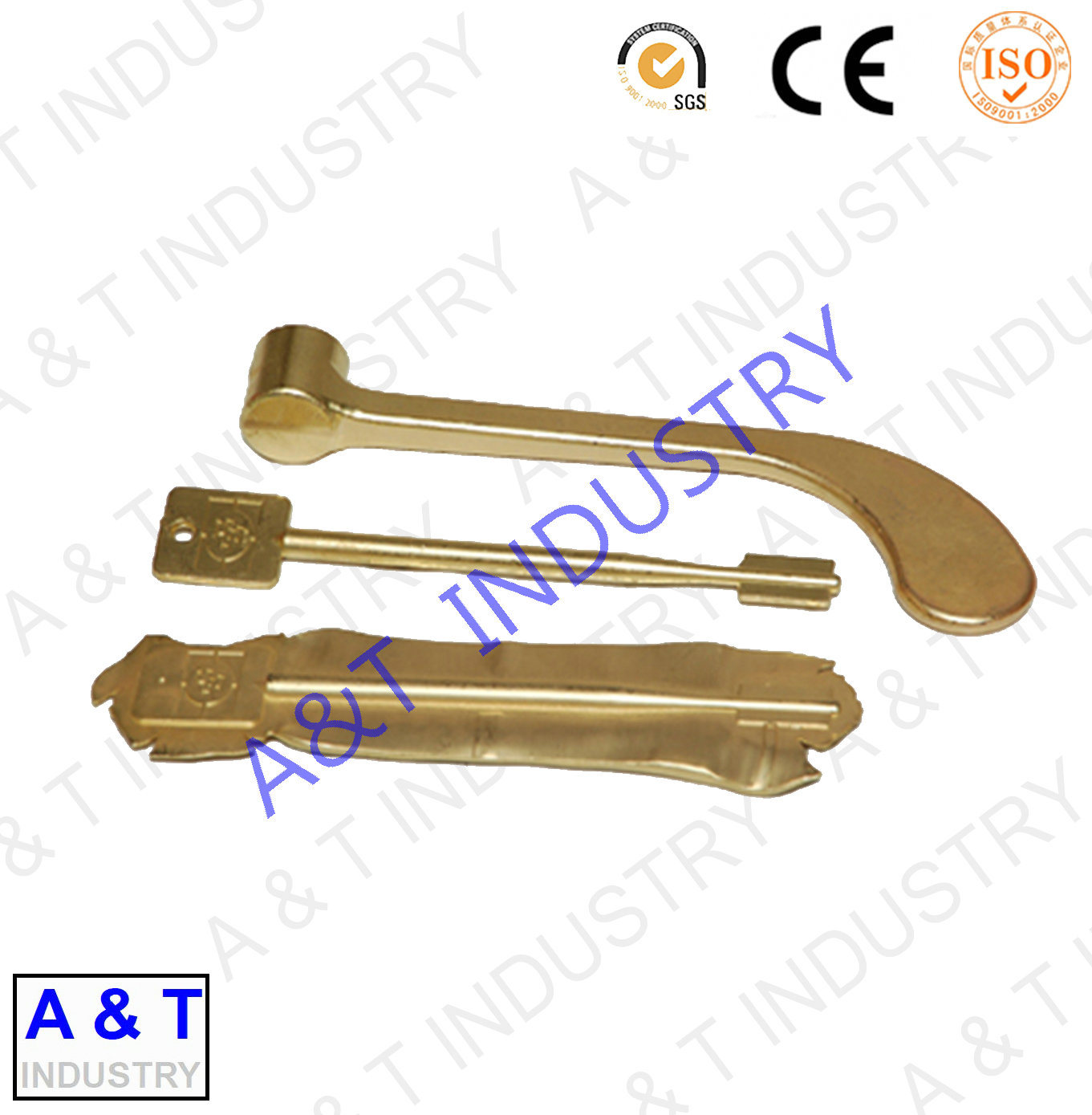 CNC OEM ODM Customized Brass/Aluminum/Stainless Steel Brass Fitting Parts