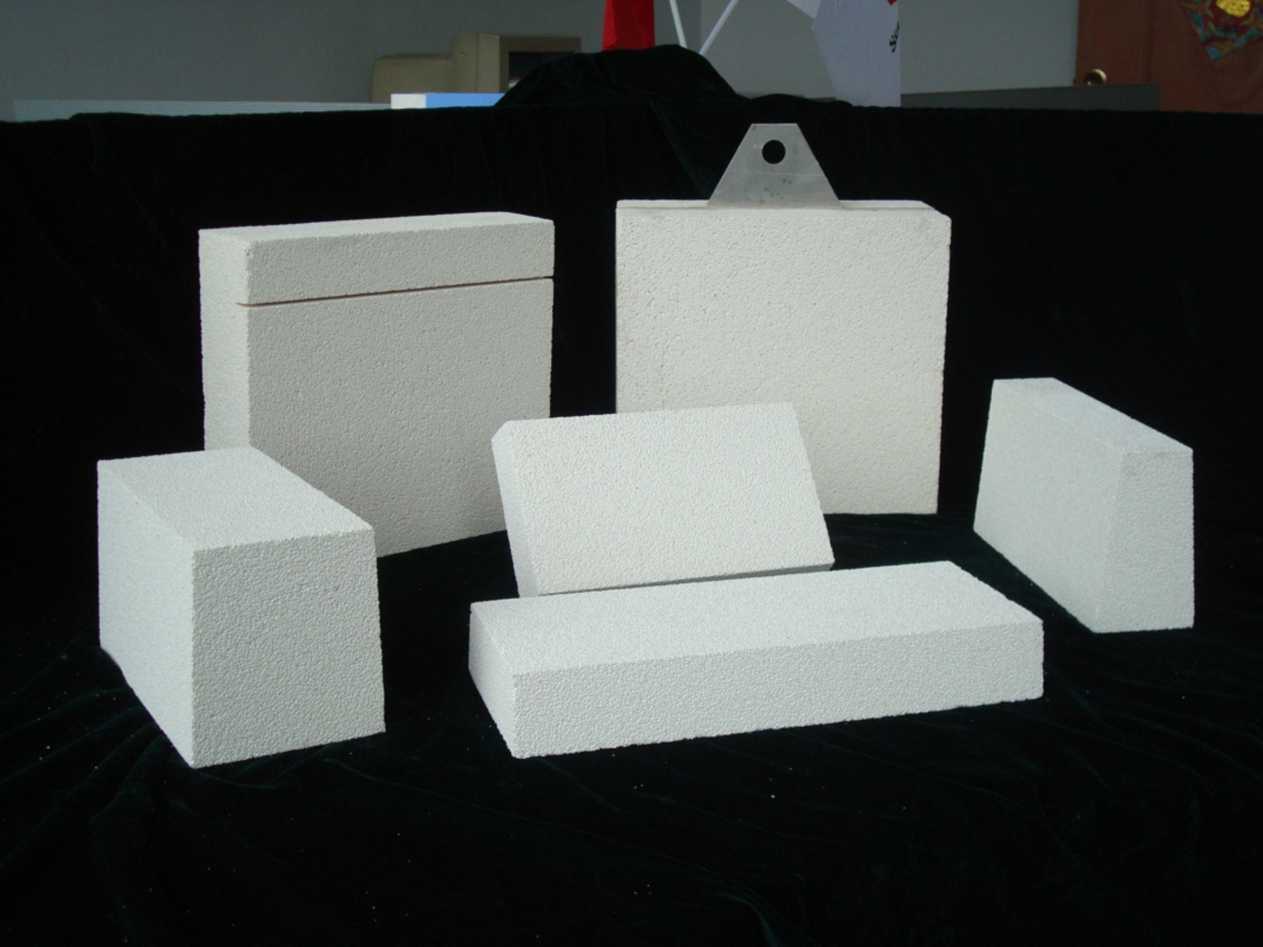Mulite Insulating Bricks