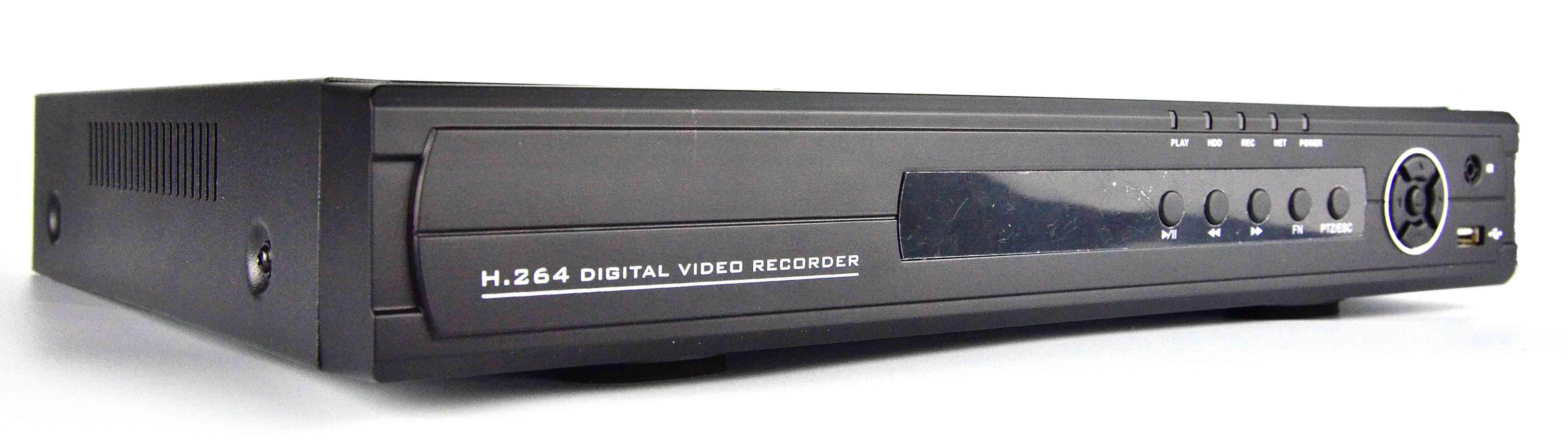 4CH H. 264 (720P) Ahd CCTV Security Camera DVR (EV-CH04-H1304)