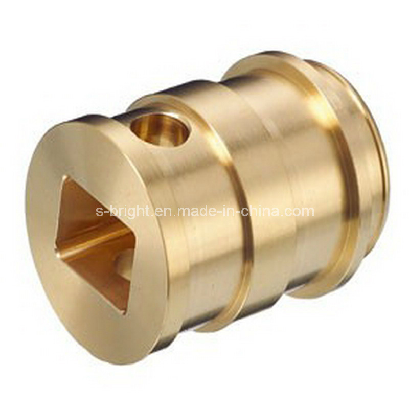 Copper Turning Part and CNC Parts for Lathe Parts (LM-160)