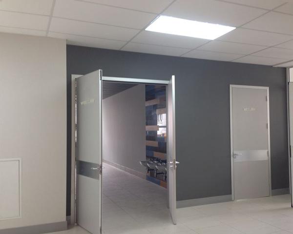 Double Door Hospital, Door Design for School, Restaurant Door