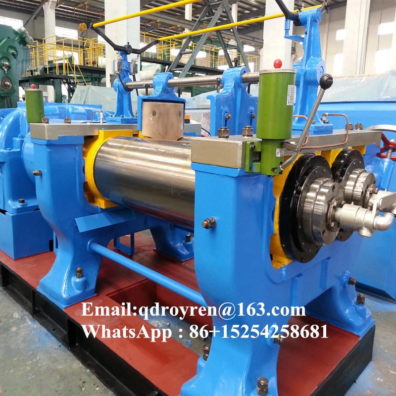Qishengyuan Brand Taiwan Technology Rubber Refiner / Refining Mill / Reclaimed Rubber Refining (XKJ-480)