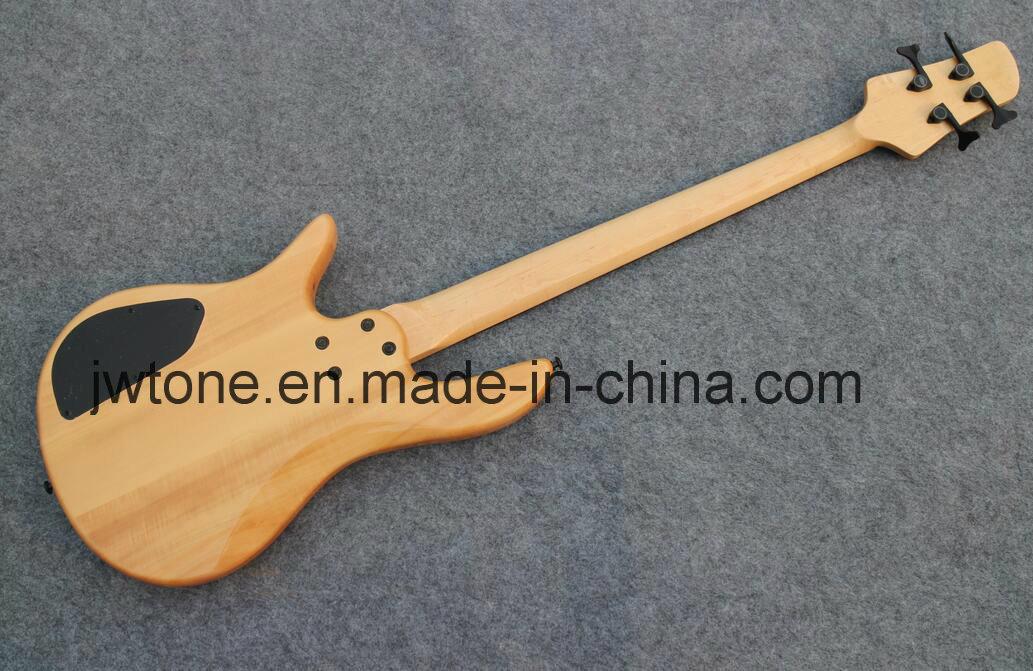 Quality Taiji Shadow 4 String Electric Bass Guitar