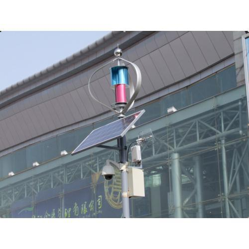 400W Vertical Axis Wind Power Generator with CE Certificate (200W-5kw)