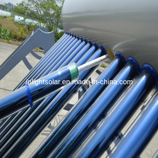 Color Steel Integrated Non-Pressurized Solar Thermal Energy (INL-V24)