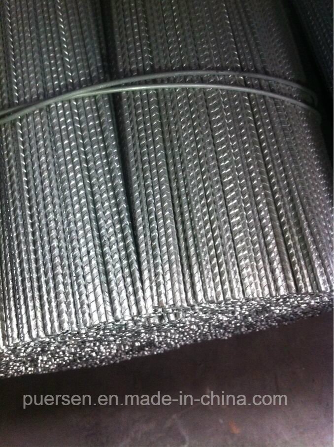 Electro Galvanized Cold Rolled Steel Bar