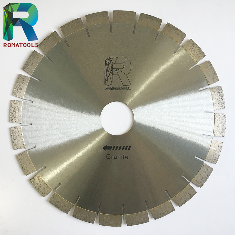 """24"""" Dianond Saw Blades for Granite Cutting"""