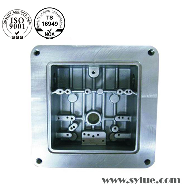 Aluminium Machining Parts for Auto, Electronic, Mechanical Industry