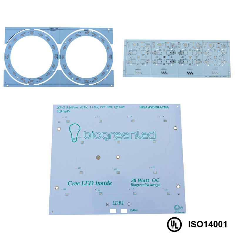 1.6mm Aluminium PCB for Lighting Industry
