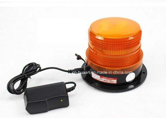 Rechargeable LED Flashing Strobe Warning Light