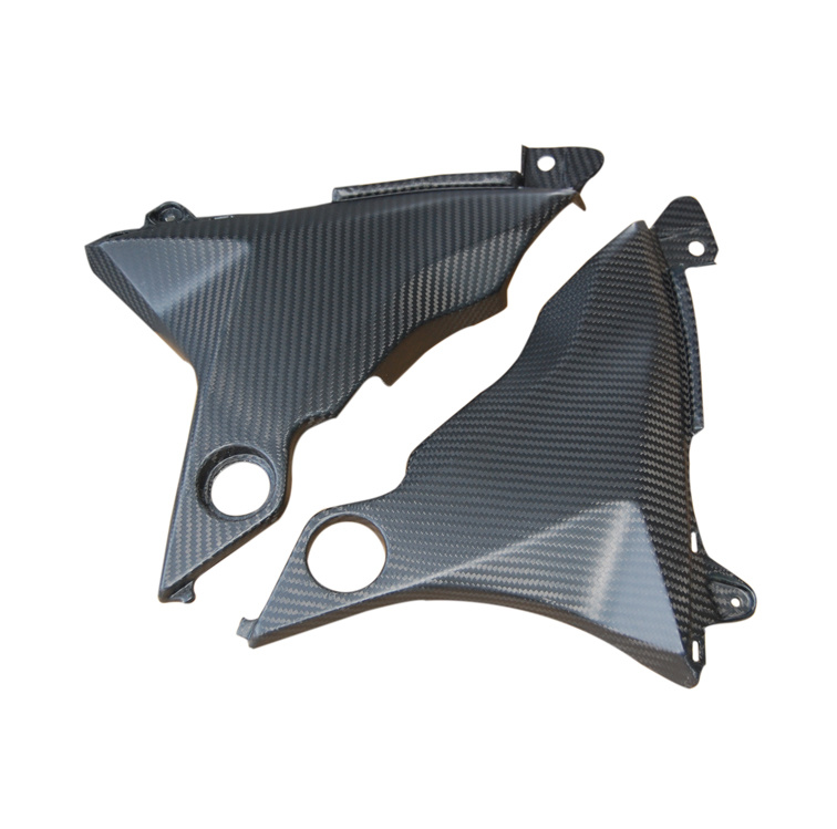 Carbon Fiber Side Fairings for Kawasaki Z800