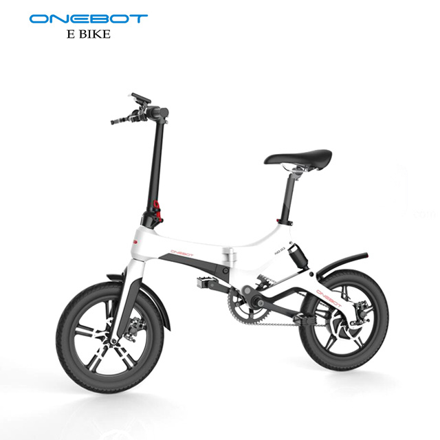 2017 City 16 Inch Mini Folding Electric Bike/Hidden Removeable Battery E Bike