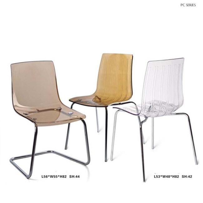Acrylic Clear Park Bench Garden Chair (BTR-Q3009)