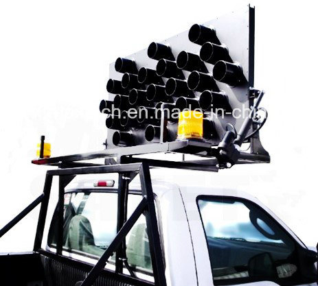 Truck Mount 12 Display Mode Traffic Arrow Board Sign for Traffic Control and Road Safety