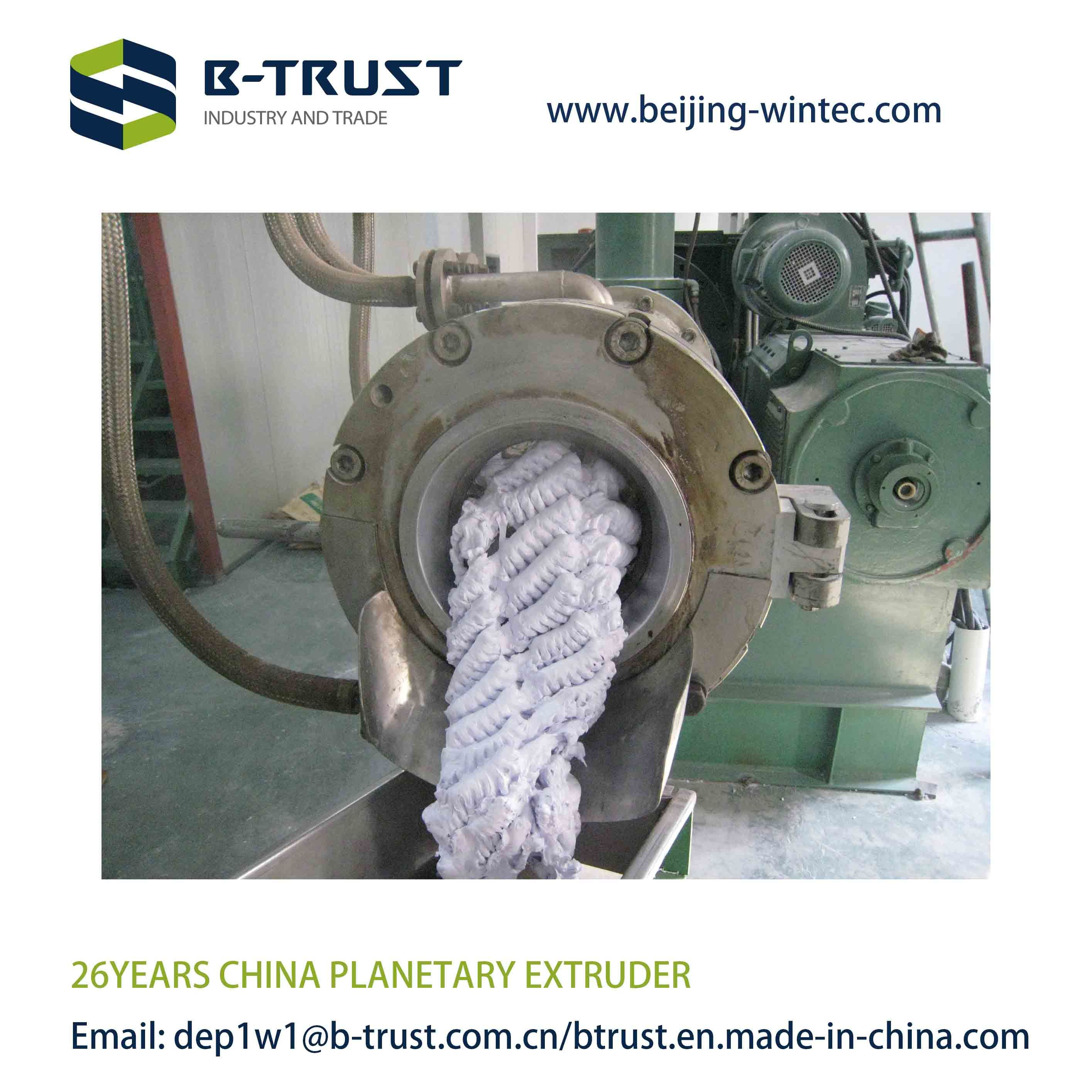 Long Life Planetary Roller Extruder From China