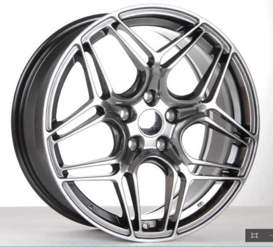 18 Inch Car Alloy Wheel with PCD 5X100/114.3