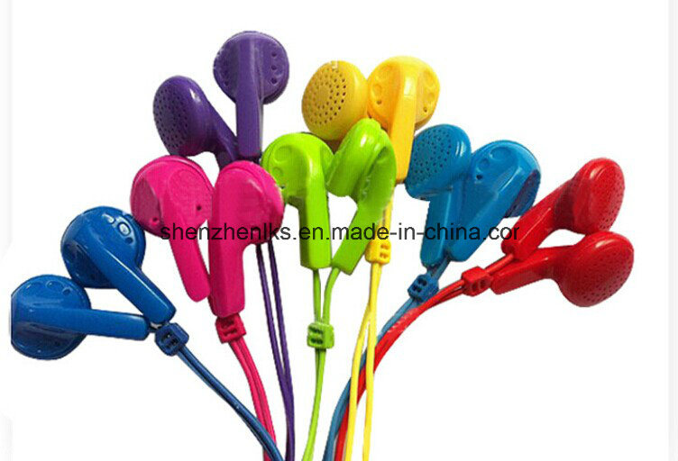 China Factory Airline Disposable Earphones Aviation Headset