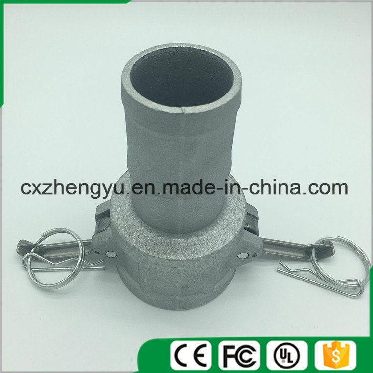 Aluminum Camlock Couplings/Quick Couplings (Type-C)