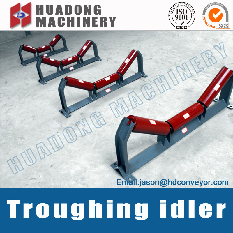Troughing Conveyor Roller for Belt Conveyor