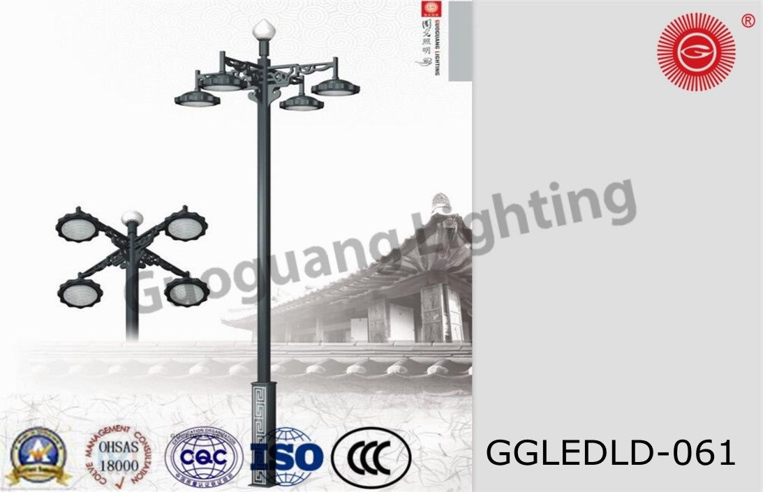 Ggledld-061 Patent Design IP65 High Quality 6m-12m LED Street Lights