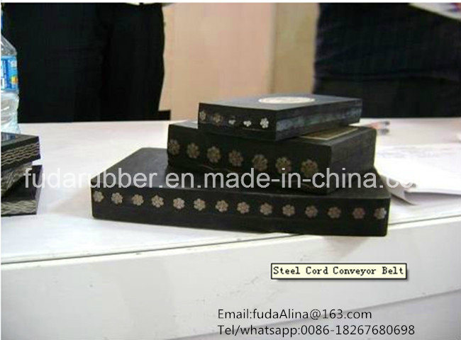 Manufacturer of Heavy Duty Steel Cord Conveyor Belt