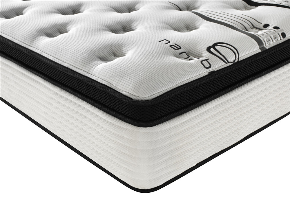 Highest Level 7 Zone Pocket Spring Latex Mattress