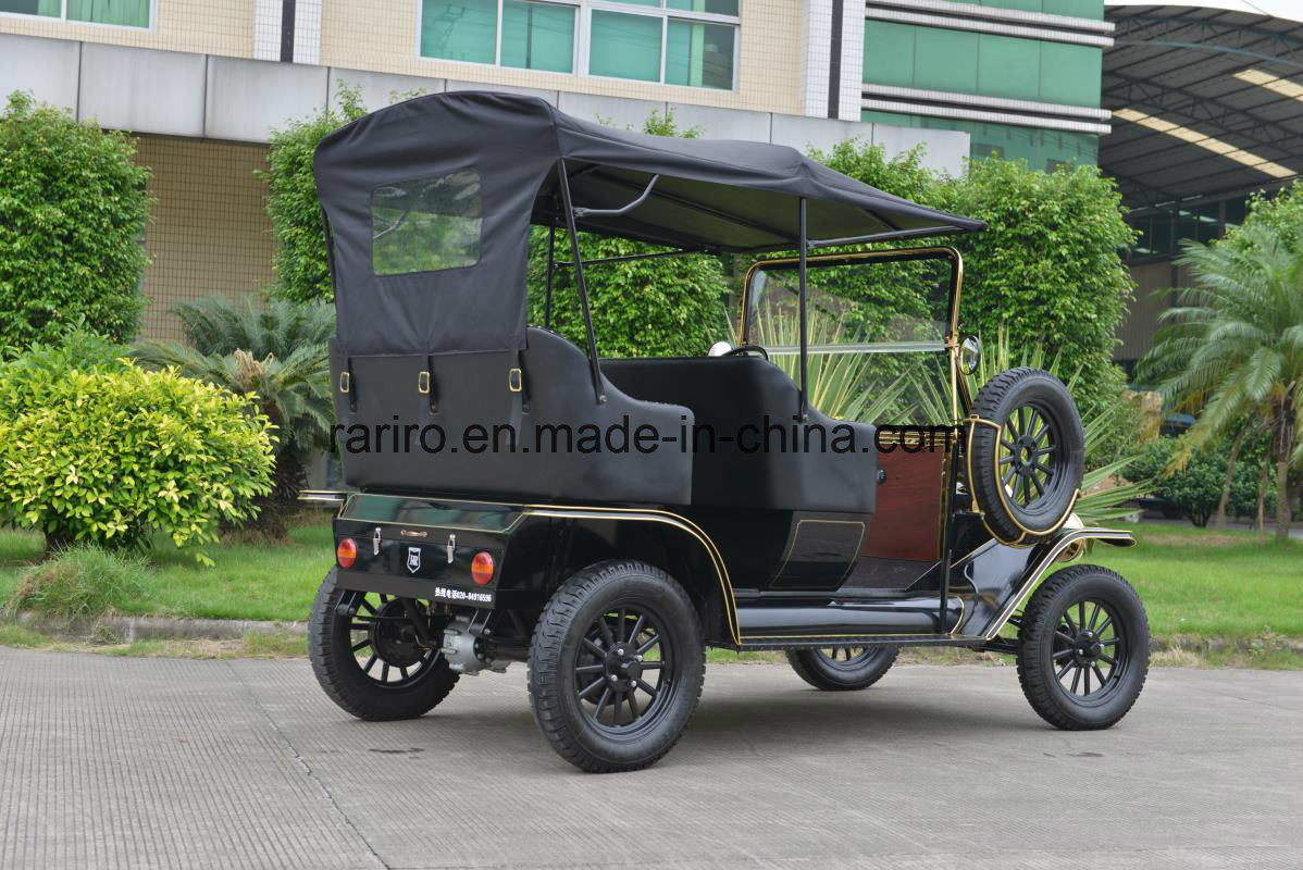 Electric Antique Retro Vintage Bubble Classic Tourist Sightseeing Buggy Cars