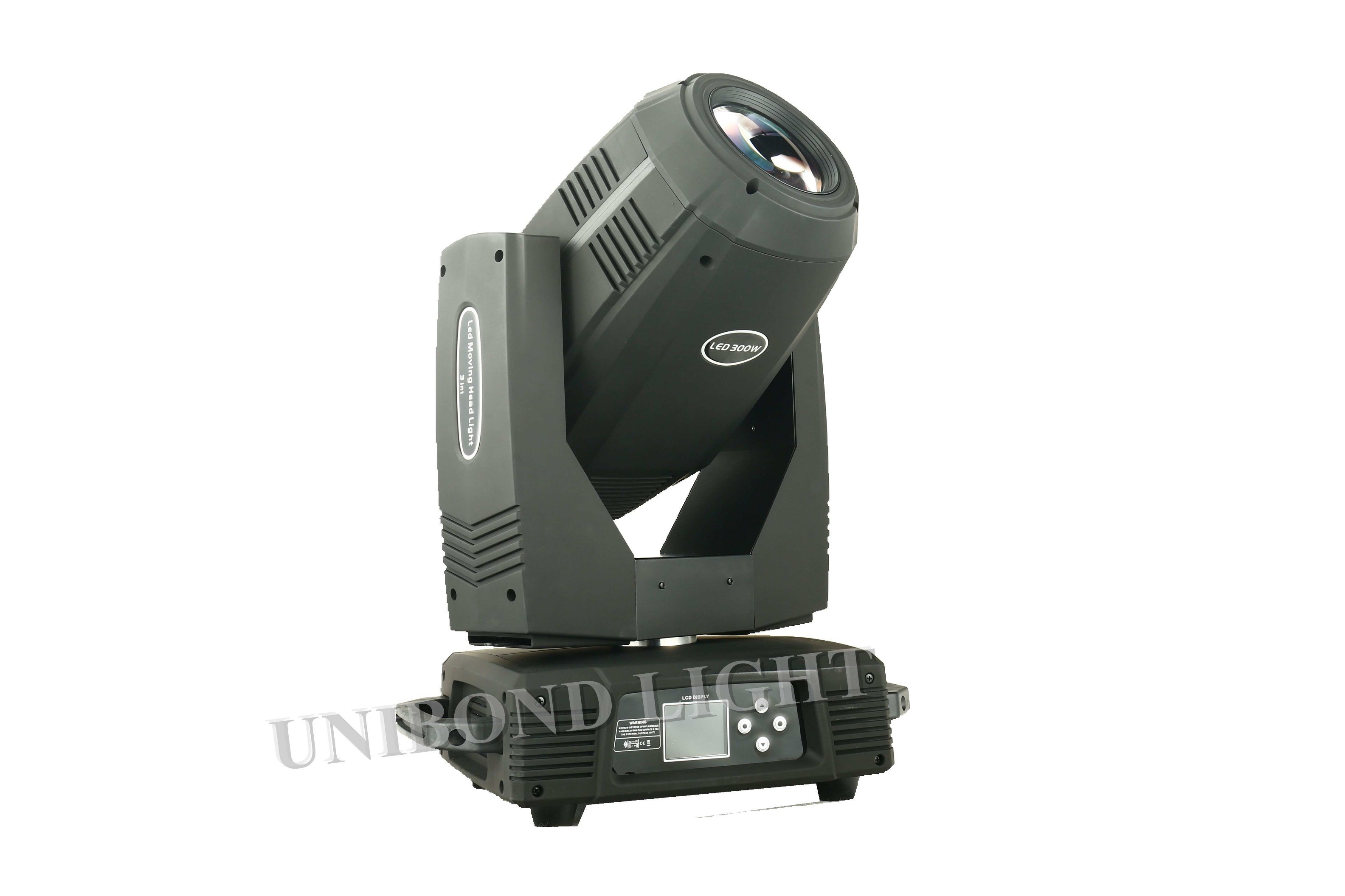 Strong 300W 3in1 LED Moving Head Light Stage Lighting