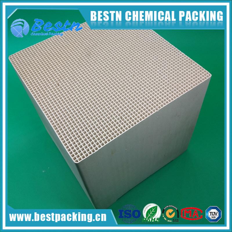 Honeycomb Ceramic for Purifying Automotive Emission