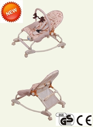New Design Baby Bassinet with Ce Certificate (Ca-Bba110)