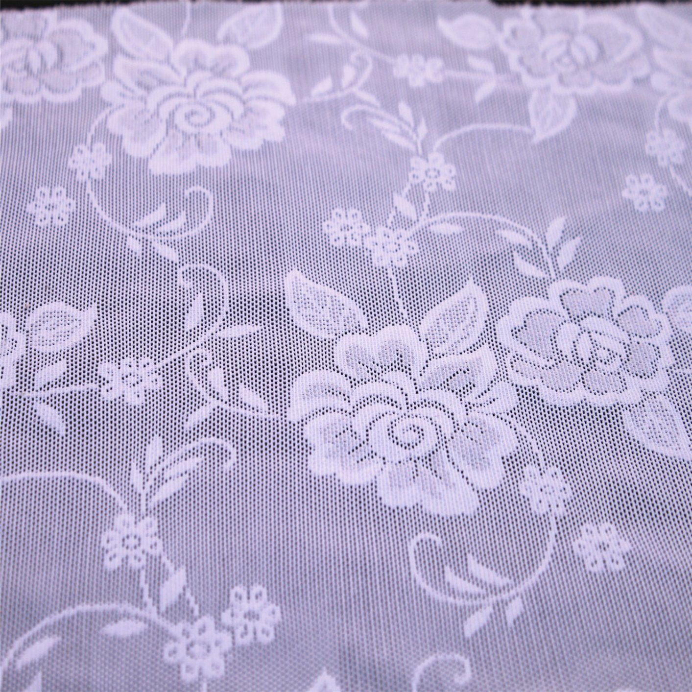 Factory Directly New Design Elastic Lace