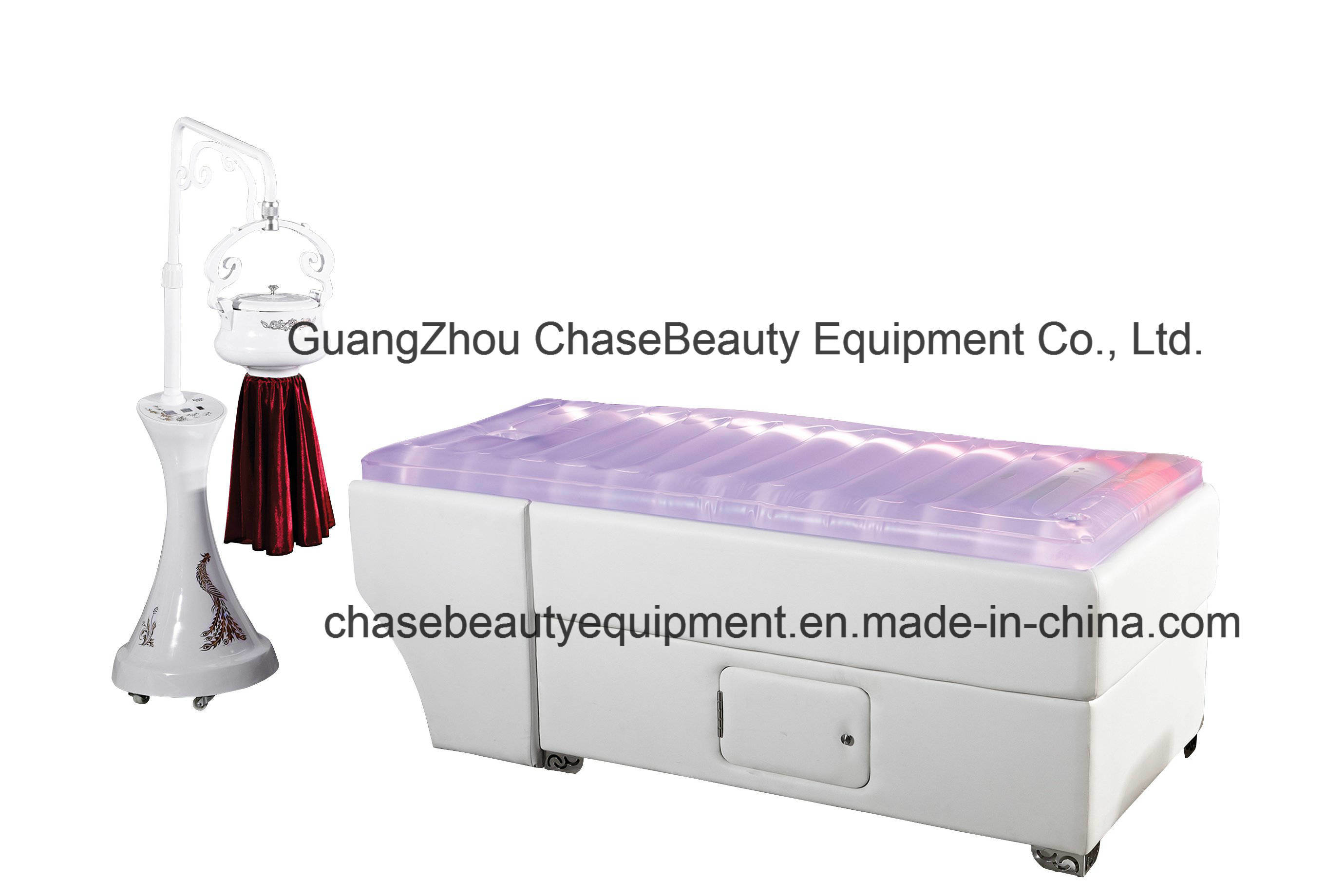 Special Massage Water Bed Facial Bed with Water Function Unit