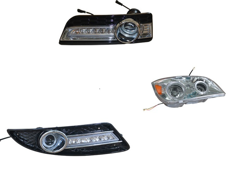 Auto LED Head Light for Japanese Brand 2004-2011 Head Lamp