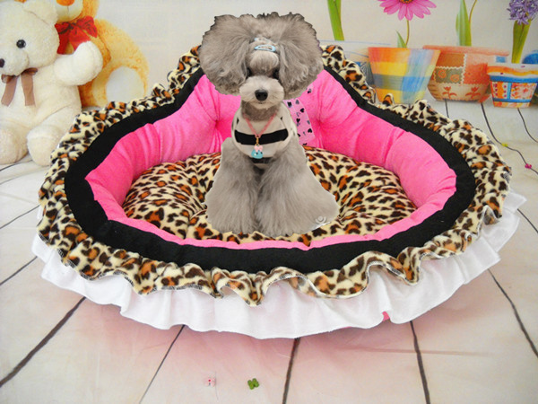 Cute Princess Dog Bed & Pet Bed
