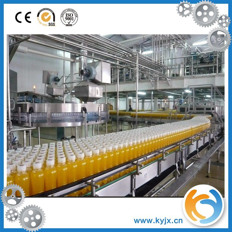 Automatic Xgf18-18-6 Pet Bottle Water Filling Machine for Beverage Line