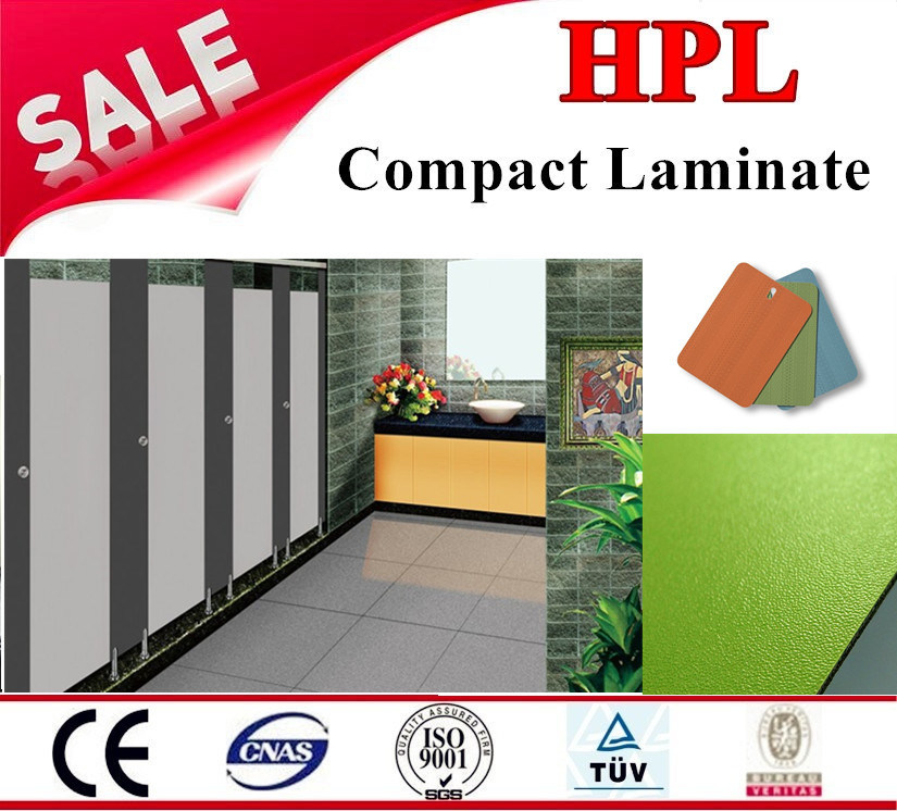 High Density Compact Laminate Board; HPL Formica Sheet