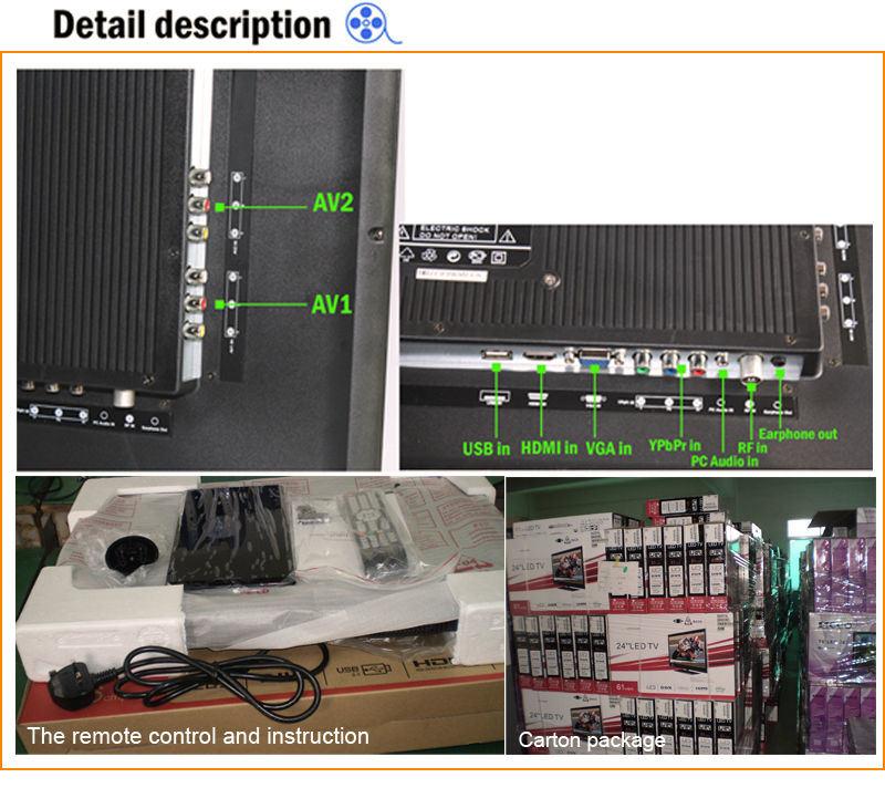 """32"""" E-LED TV/32′ LED TV"""