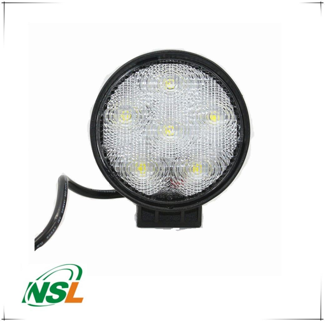 Cheap 18W LED Work Light Trucks Working