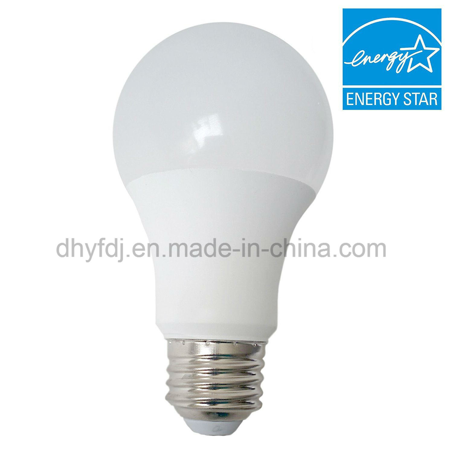 LED A19 6W Omni-Directional Light Bulb, Dimmable, 40W Equivalent, 3000k Warm White, 470 Lumens, 25, 000 Life Hours
