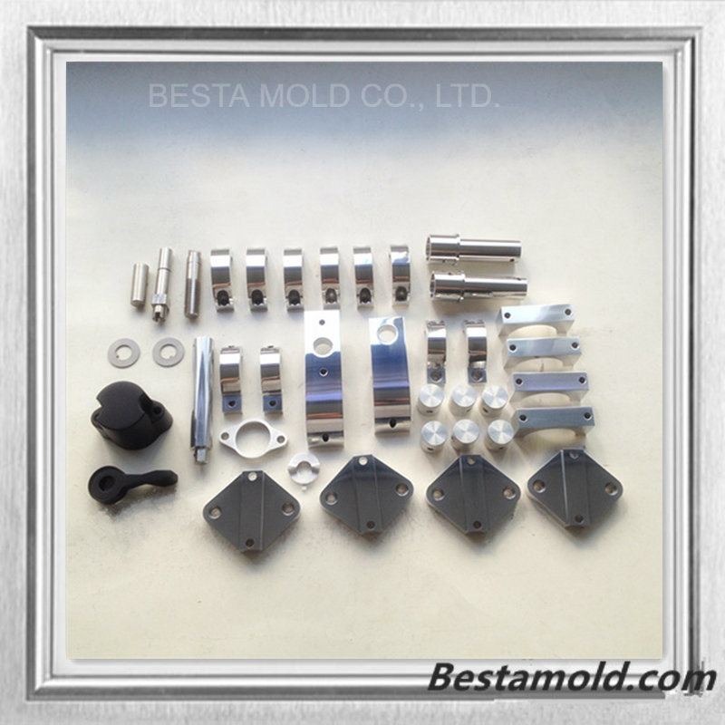 CNC03 High Precision Aluminum Alloy Steel CNC Machinery Parts