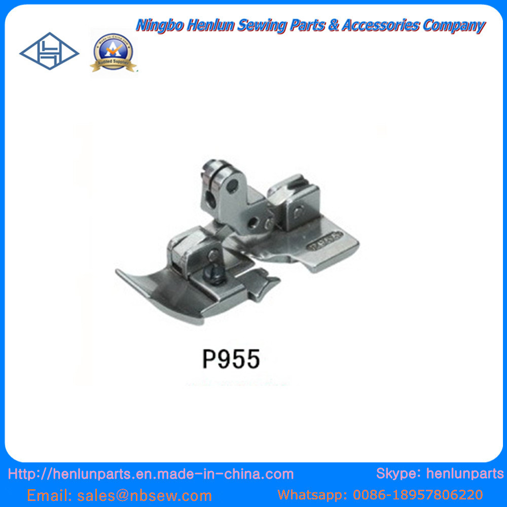 China Supplier of Presser Foot for Sewing Machine (P955)