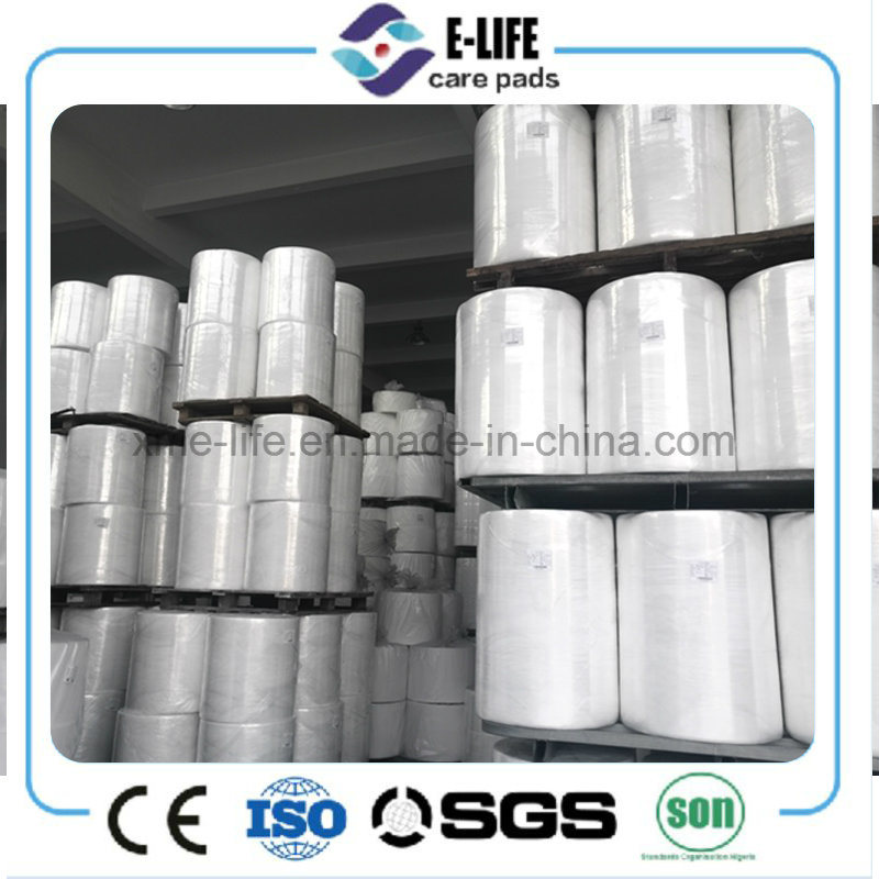 Big Roll Nonwoven for Disposable Pads with Competitive Price