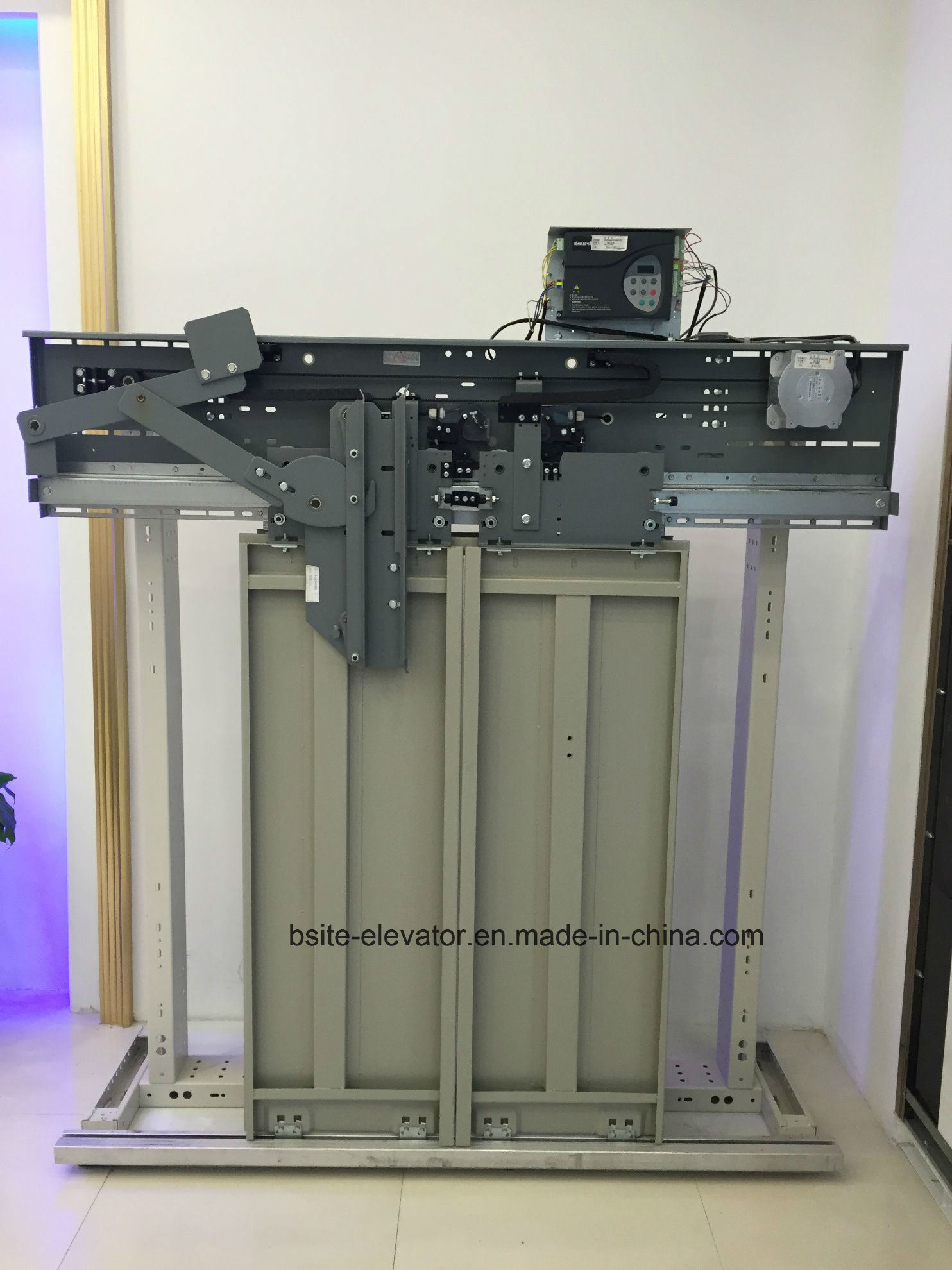 Machine Roomless Passenger Elevator Home Lift