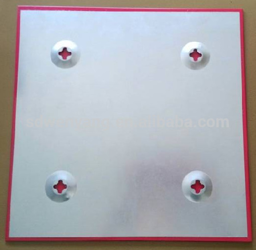 High Quality Dry Erase Glass Marker Boards with En12150 Asnzs2208 BS62061981