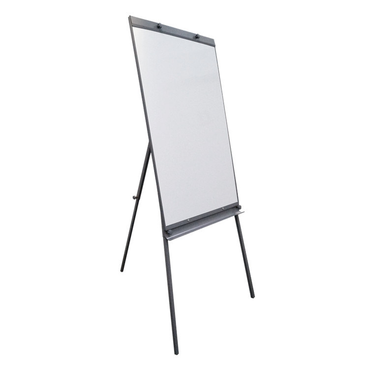 Mobile Whiteboard with Aluminum Frame Notice Board