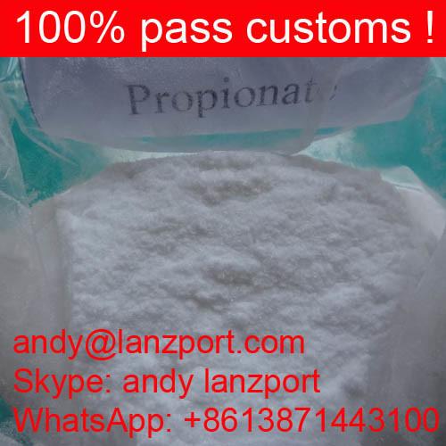 Safely Pass Customs Test Propionate Powder Testosterone Propionate