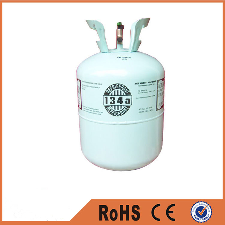 R134A Refrigerant Gas ISO Tank for Air Refrigeration